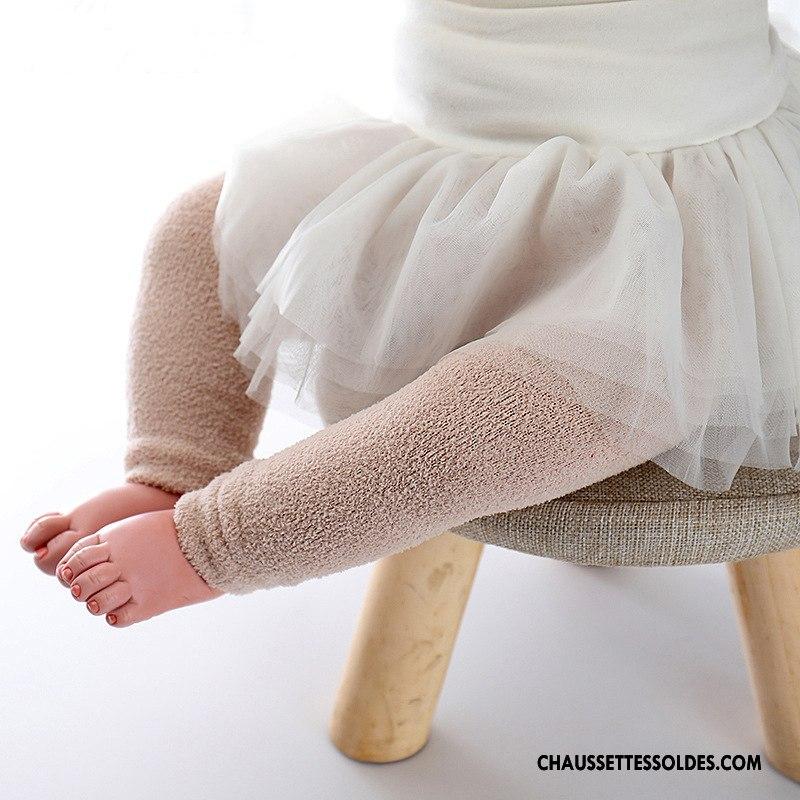 Collant Fille Enfant Le Nouveau Hiver Thermiques Kaki L'automne